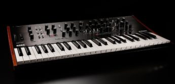 Top News: Korg Prologue Update Version 1.2