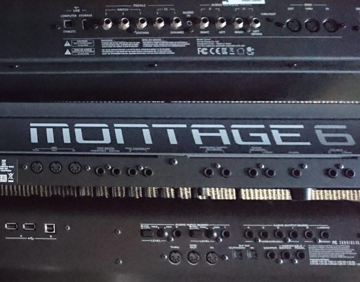 Korg Kronos vs Yamaha Montage vs Kurzweil Forte 7