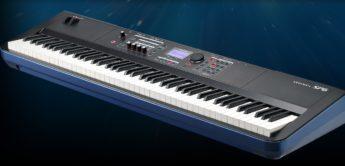 Test: Kurzweil SP6, Stagepiano