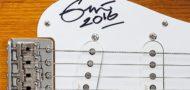 Eric Clapton Versteigerung