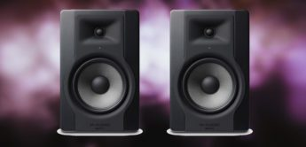 Test: M-Audio BX8 D3, Studiomonitor