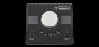 Test: Mackie Big Knob Passive, Monitorcontroller