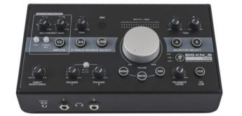 Test: Mackie Big Knob Studio, Monitor Controller