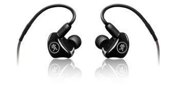 NAMM NEWS 2018: Mackie MP-120, MP-220, MP-240, In Ear Kopfhörer