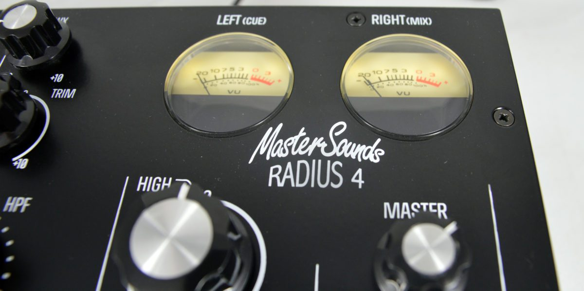 Master Sounds Radius 4