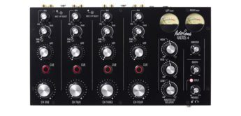 Test: Master Sounds Radius 4, Rotary Mixer