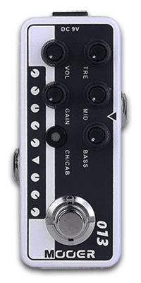 Mooer Micro Preamps Matchbox