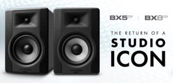 Top News: M-Audio BX8 D3, BX5 D3, Studiomonitor