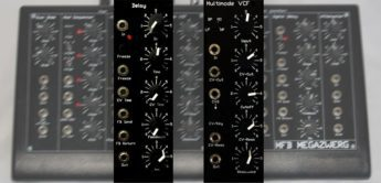 Superbooth 17: MFB Delay & Multimode VCF