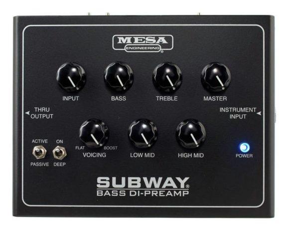 Mesa Boogie Bass DI-Preamp