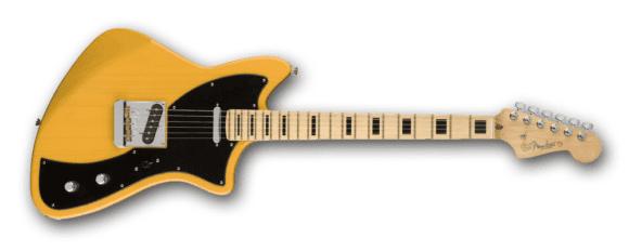 Fender Meteora Limited front