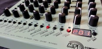 Test: MFB Dominion Club, Synthesizer