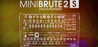 Namm News 2018: Arturia MiniBrute 2S