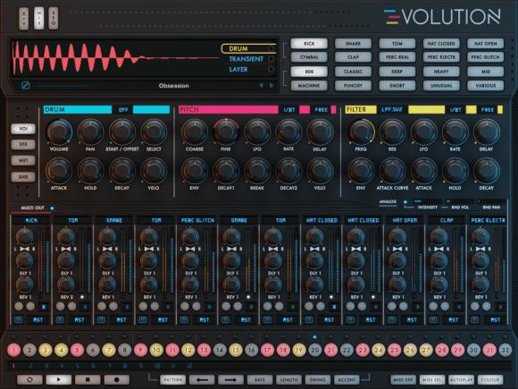 Wave Alchemy Evolution Mixer