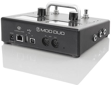 MOD Duo - Bodeneffekt - Rückseite