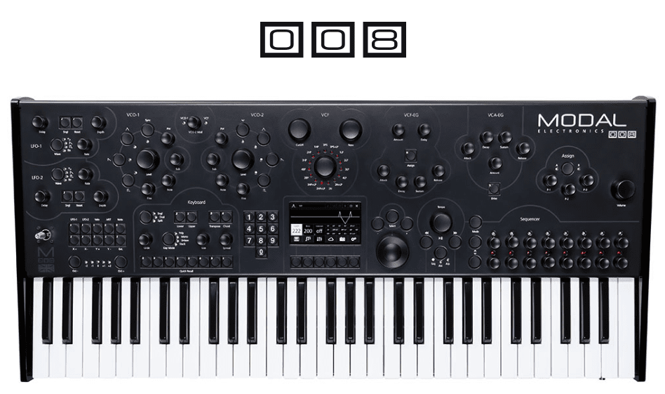 Test: Modal Electronics 008, Analog-Synthesizer - Seite 2 von 10 ...
