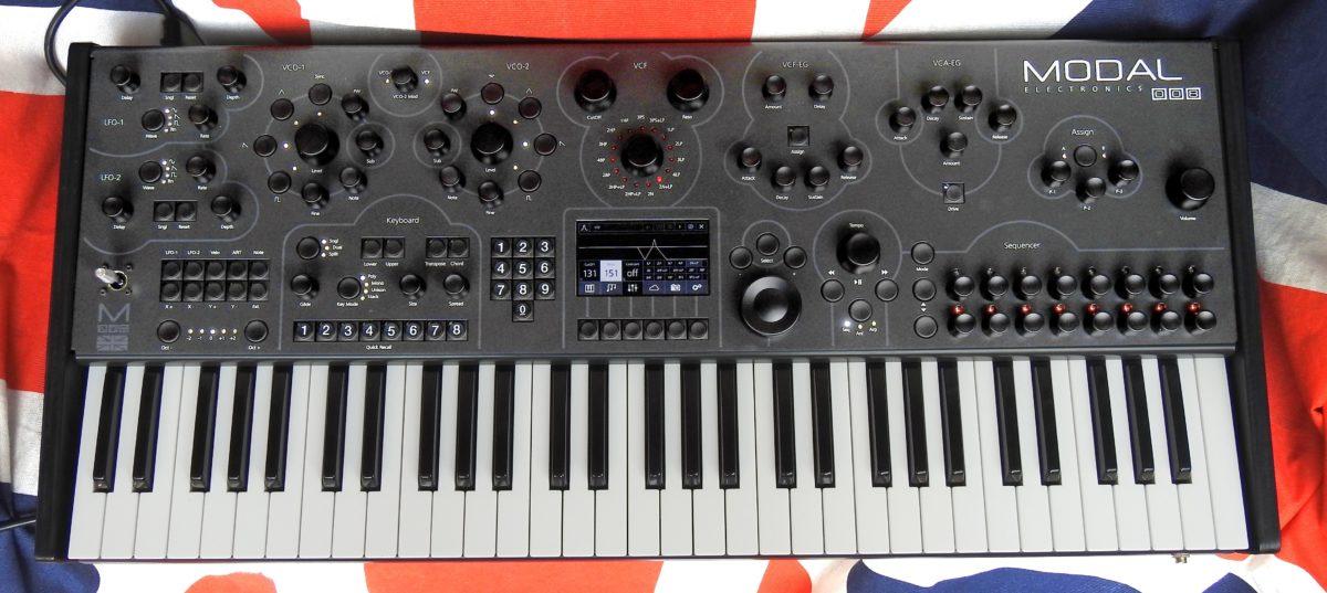 Test: Modal Electronics 008, Analog-Synthesizer - Seite 3 von 10 ...