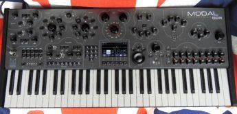 Test: Modal Electronics 008, Analog-Synthesizer