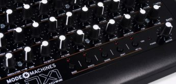 Test: Mode Machines ADX-1, analoger Drumsynthesizer
