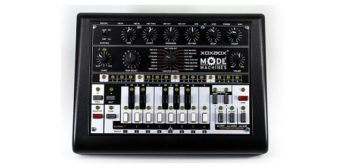 Test: Mode Machines x0xb0x MK3, Analogsynthesizer
