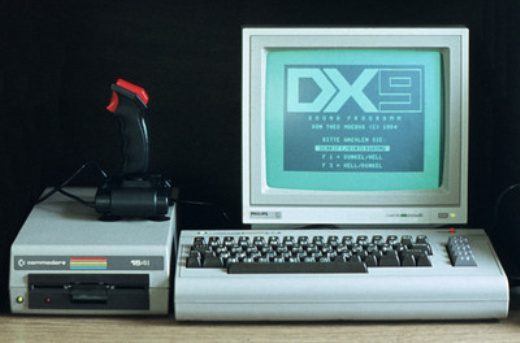 Moebus Software Commodore DX9