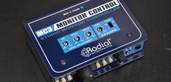 Test: Radial Engineering MC3, Monitor Controller