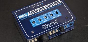 Test: Radial Engineering MC3, Monitor Controller
