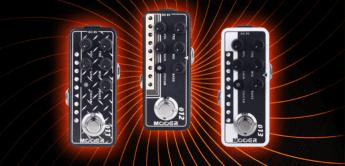 Test: Mooer Micro Preamps 011, 012 und 013, Effektgeräte