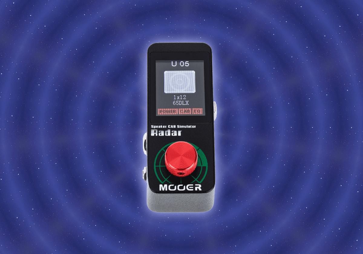 Mooer Radar title