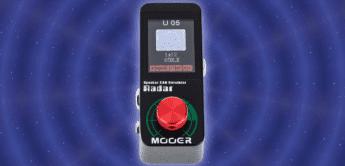 Test: Mooer Radar, Effektgerät für Gitarre