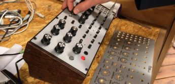 Top News: Moog DFAM, Drumsynthesizer mit Sequencer
