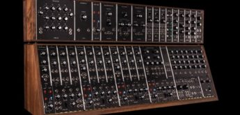 Top News: Moog Synthesizer IIIc, Modularsystem