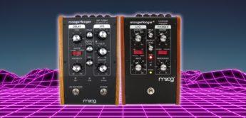 Test: Moogerfooger MF-108M Cluster Flux, MF-103 Phaser