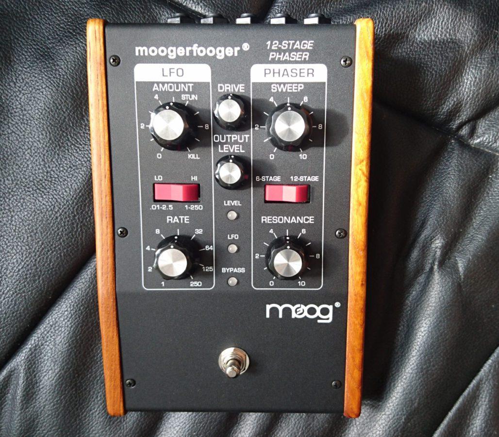 Moogerfooger 12 Stage Phaser