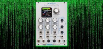 Test: Rossum Electro-Music Morpheus, Z-Plane Filter Eurorack