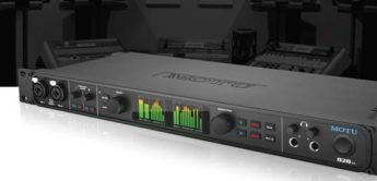 Top News: MOTU 828ES, Audiointerface