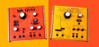 Test: Analogue Solutions Mr. Hyde & Dr. Strangelove, Synthblocks