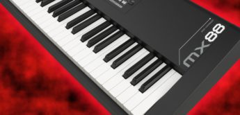 Test: Yamaha MX88, Synthesizer