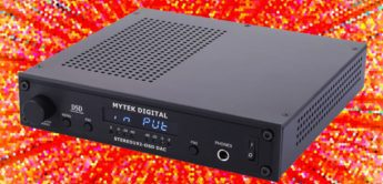Test: Mytek Stereo192 DSD DAC, Digital-Analog-Wandler