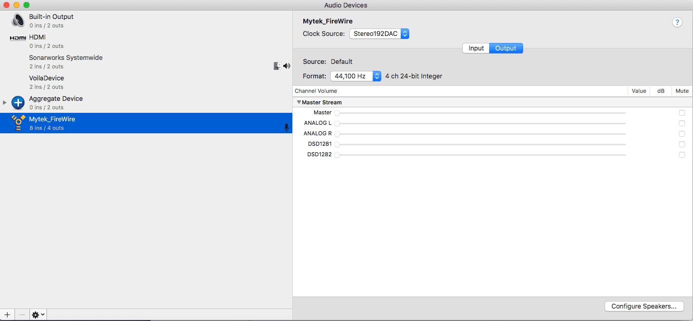 Test: Mytek Stereo192 DSD DAC, Digital-Analog-Wandler - Seite 2 von ...