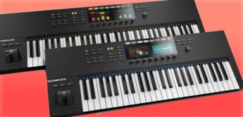 Test: Native Instruments Komplete Kontrol S49 MK2, S61 MK2