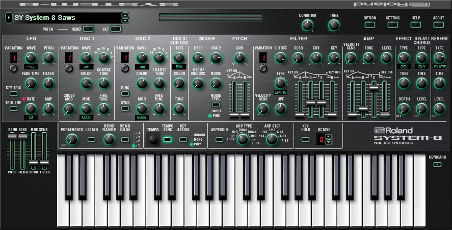 TOP NEWS: Roland Cloud 4 0 - Juno 106, Jupiter 8, System 8