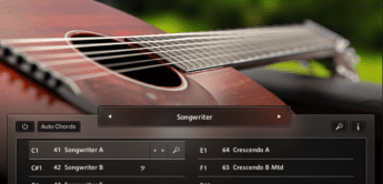 Test: Native Instruments Strummed Acoustic 2