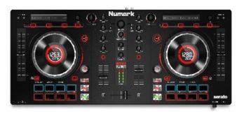 Test: Numark Mixtrack Platinum, DJ-Controller