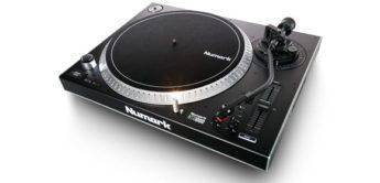 Test: Numark NTX1000, DJ-Plattenspieler