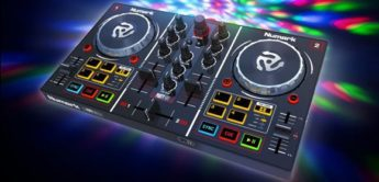 Test: Numark Party Mix, DJ-Controller