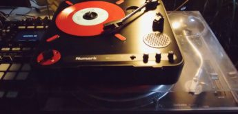 Test: Numark PT01 Scratch, Portabler DJ-Plattenspieler
