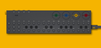 Superbooth 18: Teenage Engineering OP-Z, Multi-Synthesizer
