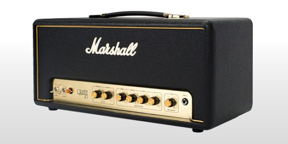 Marshall Origin 20 watt head