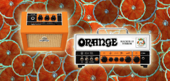 NAMM NEWS 2018: Orange Rocker 15 Terror und Crush Mini